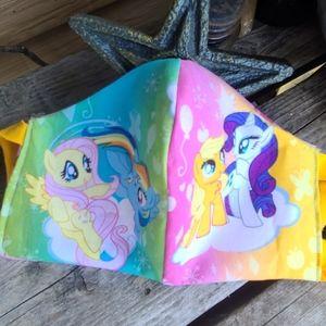 My Little Pony Adult Face Mask Kawaii